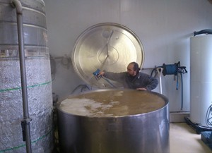 empatage fabrication biere