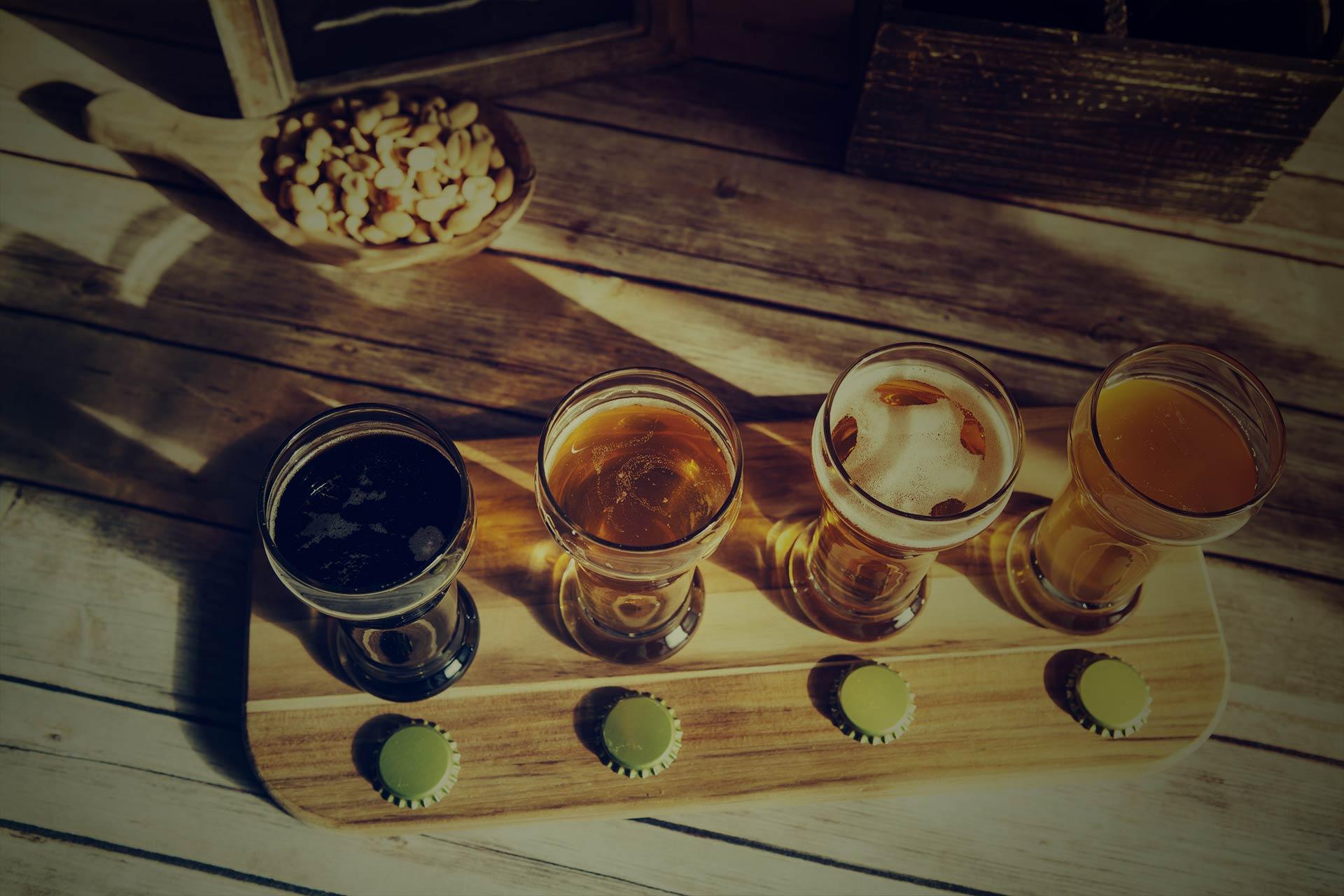 Nos bières & limonade