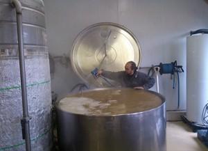 empatage fabrication biere